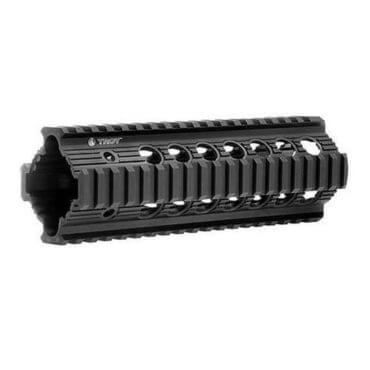 "Troy Bravo Rail 7.2"" Free Float Quad Rail"