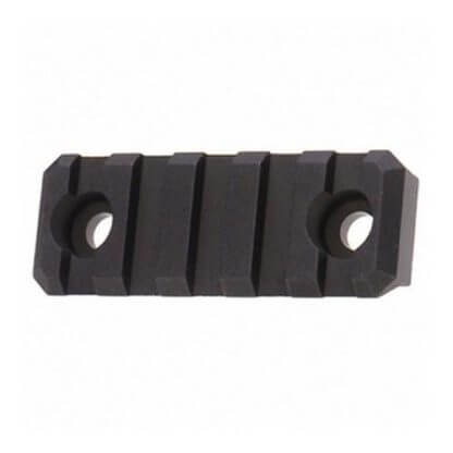 "Troy Quick-Attach Rail Sections for TRX Extreme Rail - 2"", 3.2"", 4.2"",and 5.4"" sizes Available - Black"