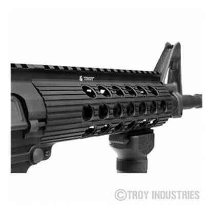 "Troy TRX .308 Extreme BattleRail, 7.2"" Black - Armalite or DPMS"