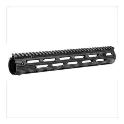 "Troy VTAC Alpha Rail 13"" - BLACK - Free Float Handguard"
