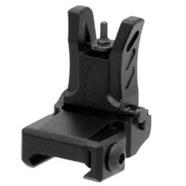 UTG Model 4 Low Profile Flip-up Front Sight - Same Plane