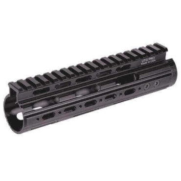 "OPEN BOX RETURN UTG Pro 7"" AR-15 Free Float Handguard - Carbine Length Super Slim"