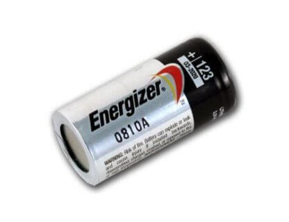 Energizer CR123A Battery - Multiple Quantities Available