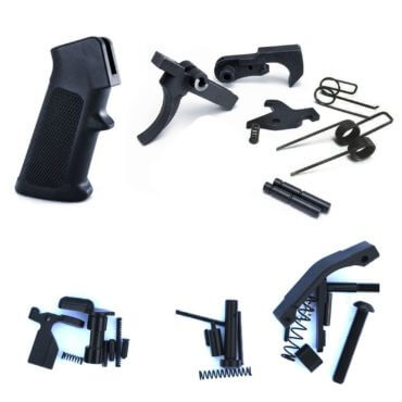 AT3™ Mil-Spec Plus™ AR-15 Lower Parts Kit