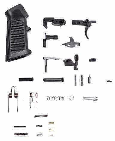 DPMS Part Lower Receiver Parts Kit - LRPK1