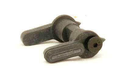 KAC Ambidextrous Safety Switch - Black - 25776