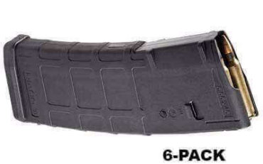 6-Pack - Magpul PMAG 30 in 6 Pack by Magpul