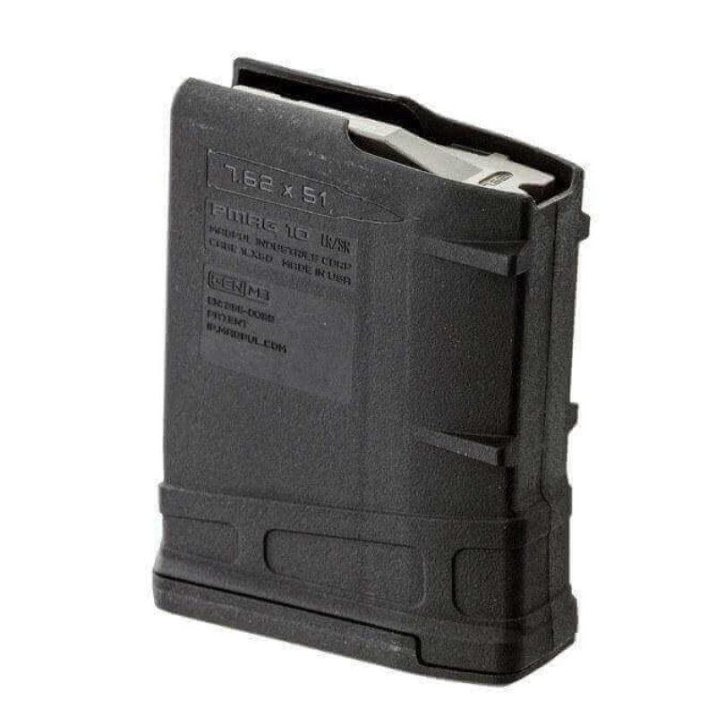 Magpul M3 10 Rd Magazine - 308 Win/7.62NATO Caliber - Fits DPMS/SR25/LaRue OBR - MAG290