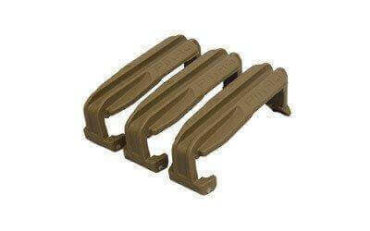 Magpul Magazine Dust Cover - 3 Pack - For GEN M2 MOE .223 / 5.56 NATO - MAG216