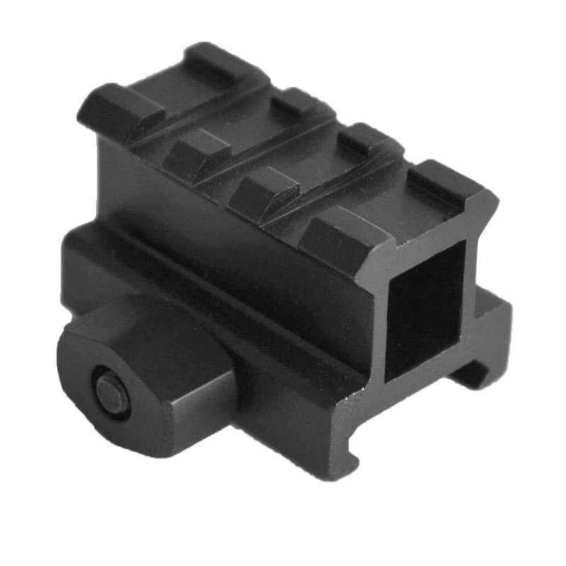 CLEARANCE AT3™ Mini Riser Mount - 1 Inch for Lower 1/3 Cowitness - 3 Picatinny Slots