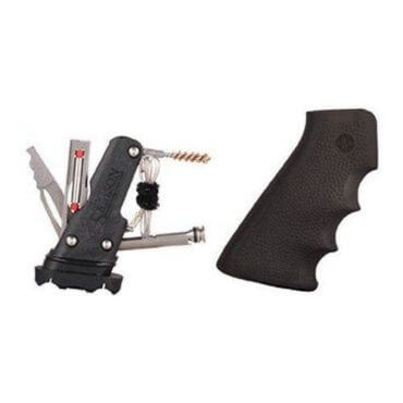 Hogue AR-15 Pistol Grip w/Samson Field Survival Kit