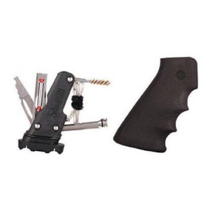 Hogue AR-15 Pistol Grip w/Samson Field Survival Kit