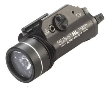 Streamlight TLR-1HL Tactical Light - 800 Lum - Strobe
