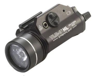 Streamlight TLR-1HL Tactical Light - 800 Lum - Strobe
