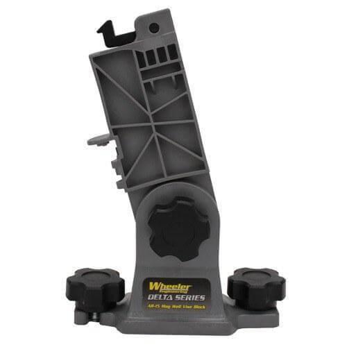 Wheeler AR-15 Mag Well Vise Block Delta Series  - 156211