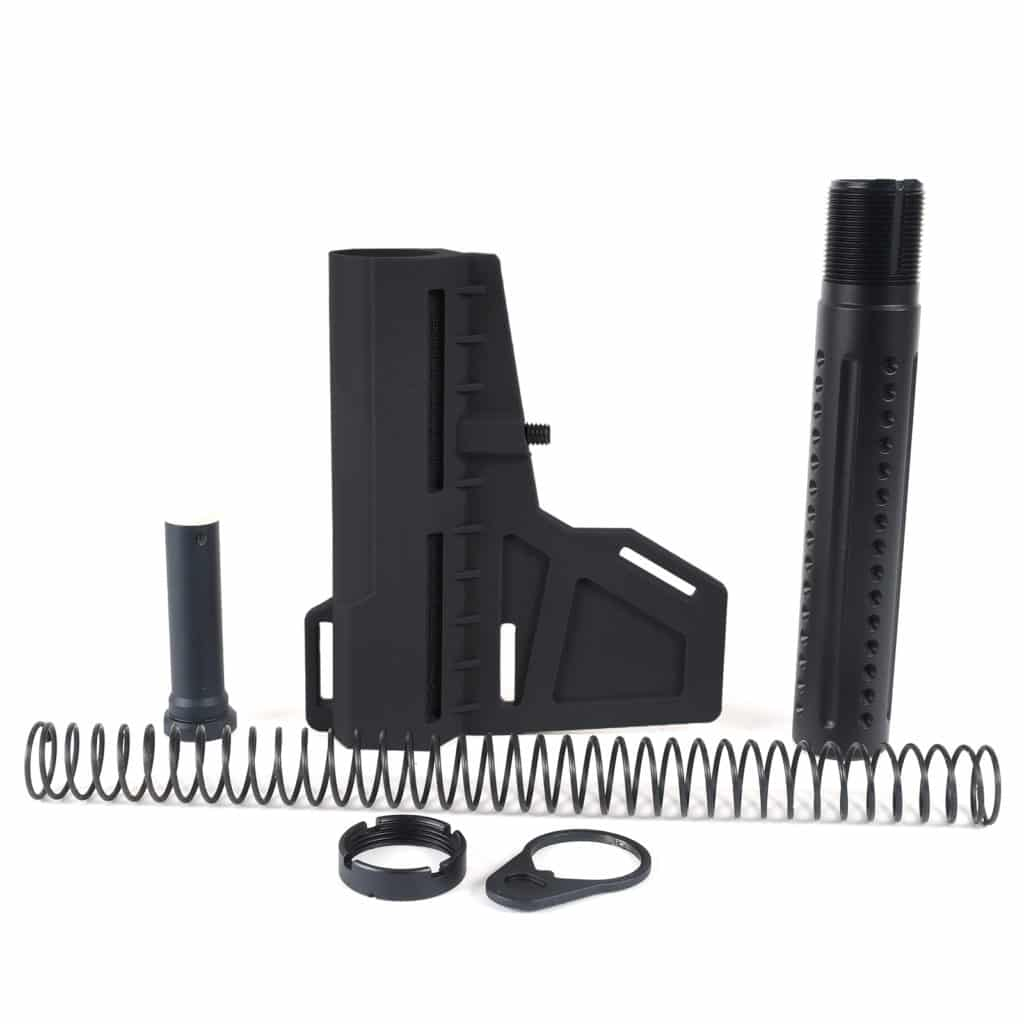 KAK Shockwave Blade and Pistol Brace Kit