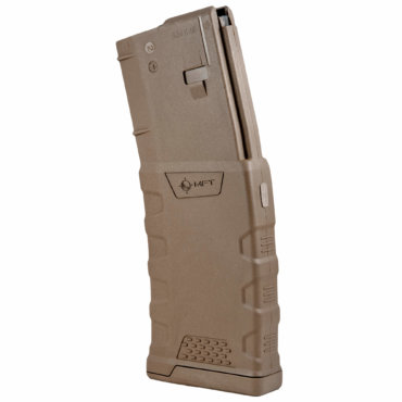 Mission First Tactical Extreme Duty Polymer Magazine 30 Round Flat Dark Earth