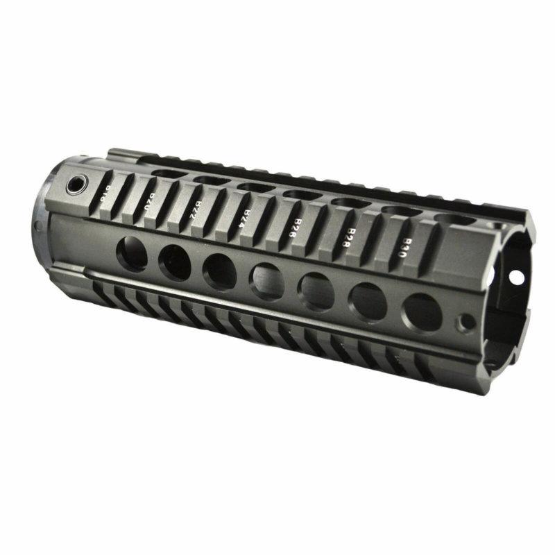 Open Box Return-7 Inch-AT3 T Series Free Float Quad Rail Handguard