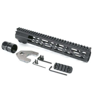 Open Box Return-Black- AT3 MLok Handguard 12""
