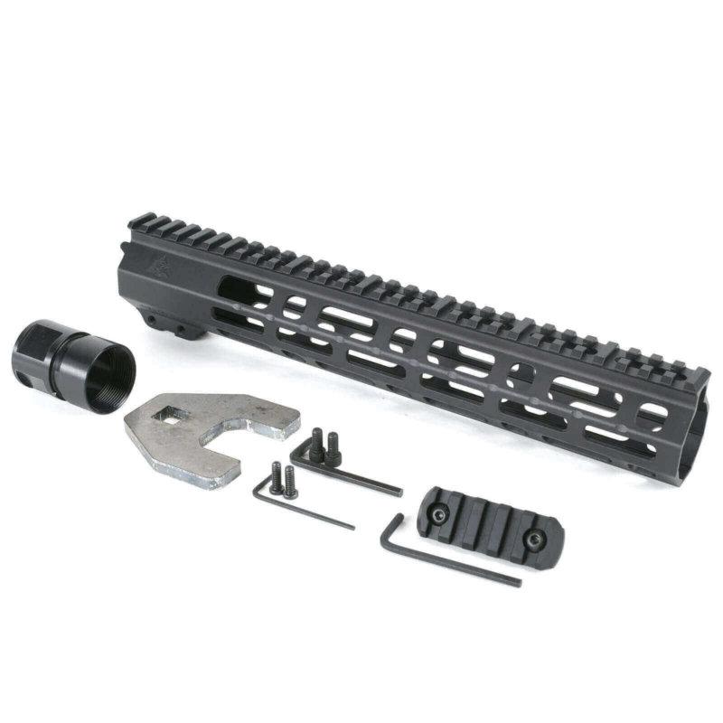"Open Box Return-Black- AT3 MLok Handguard 12"""
