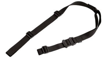 Open Box Return-Black-Magpul MS1 Sling 1 or 2 Point for AR-15-Mag513