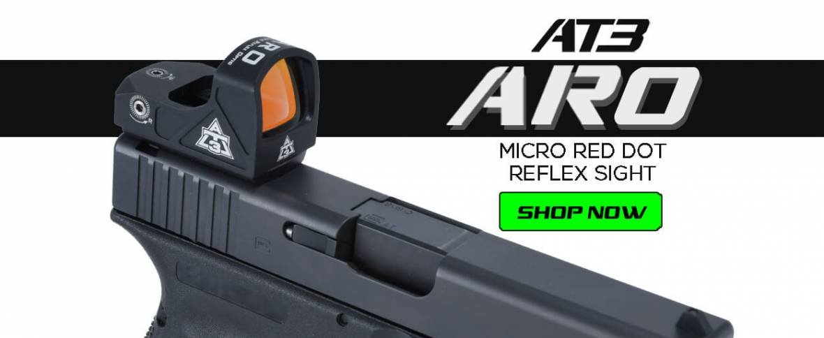 New ARO Micro Red Dot Sights