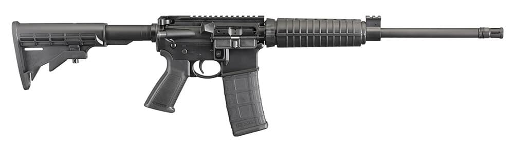 Ruger AR556 Optics Ready AR15